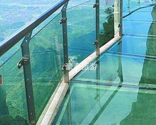 玻璃栈道工程