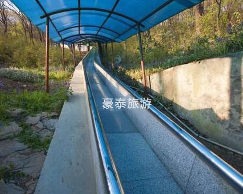 汉中景区滑道