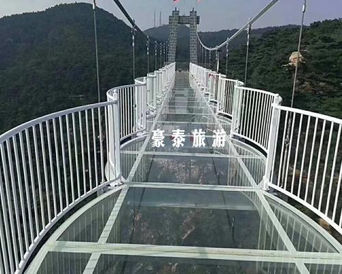 汉中玻璃栈道
