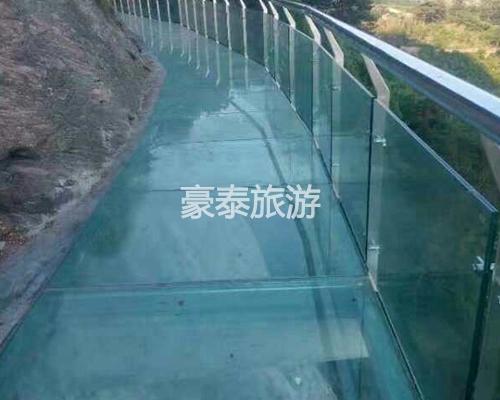 景区玻璃栈道