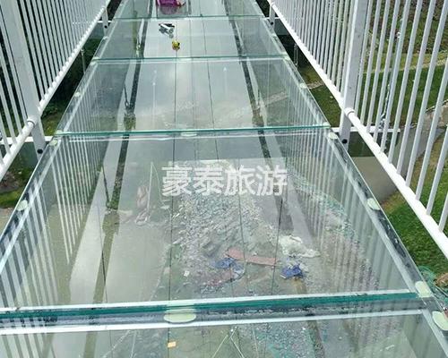 汉中玻璃吊桥