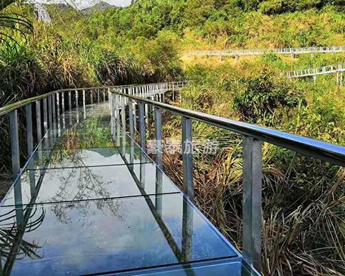 景区玻璃水滑道